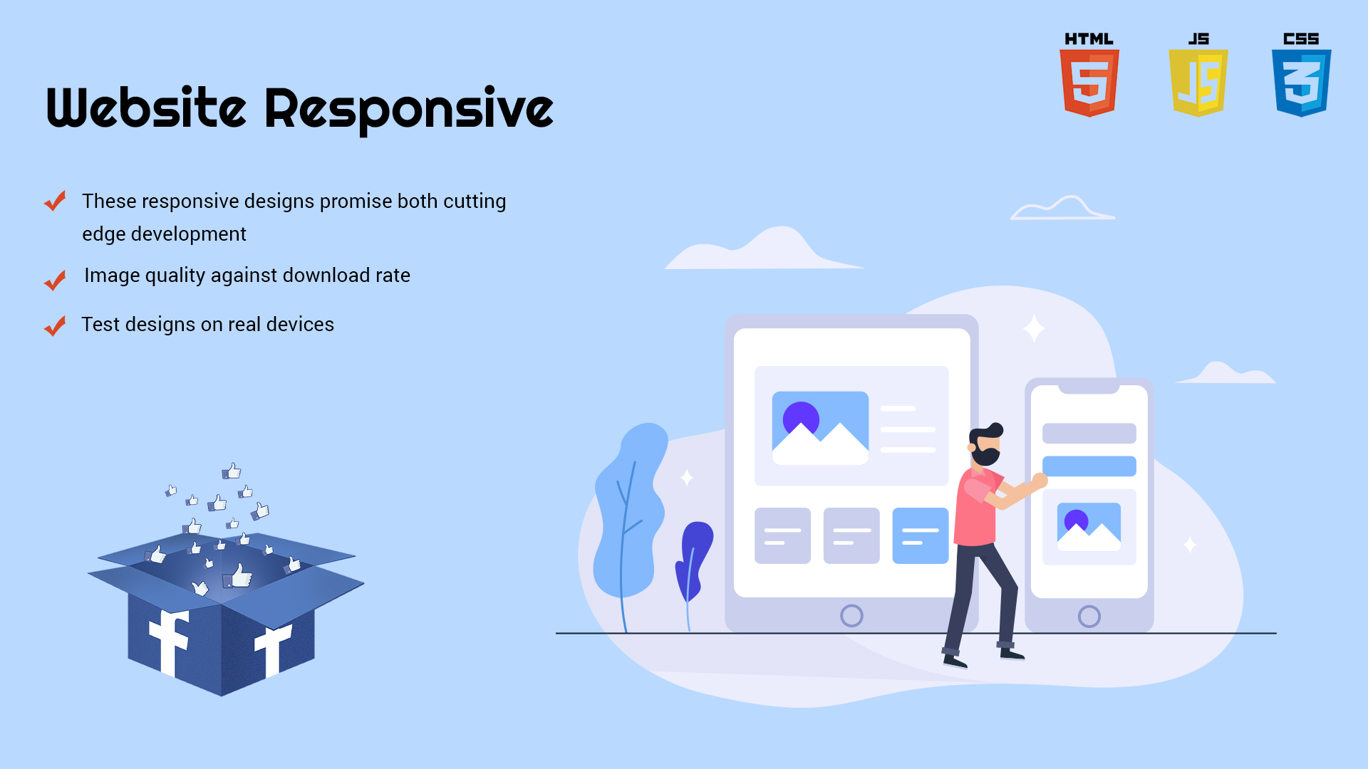 Top 10 Key Rules You Need To Follow While Making Website Responsive