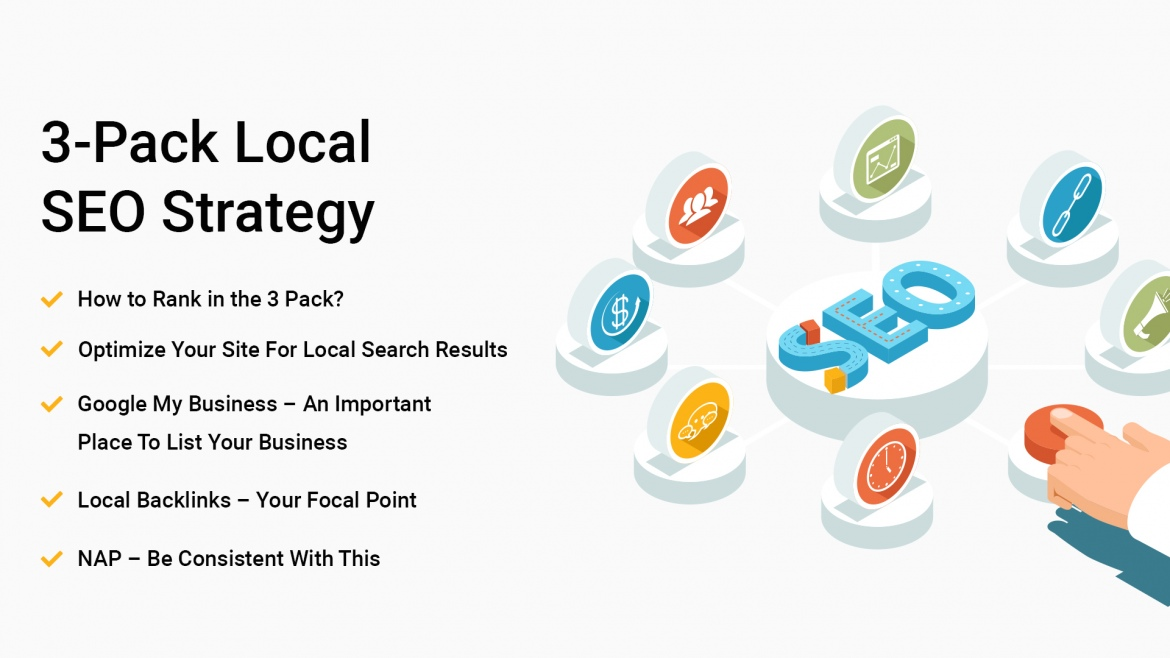 3 Pack Local SEO Strategy–Hidden Secret To Improve Your Business Ranking