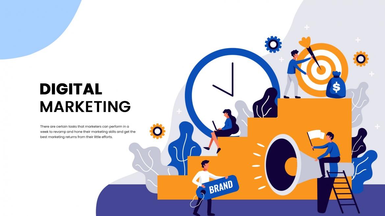 Improve Your Digital Marketing Skills In Half An Hour