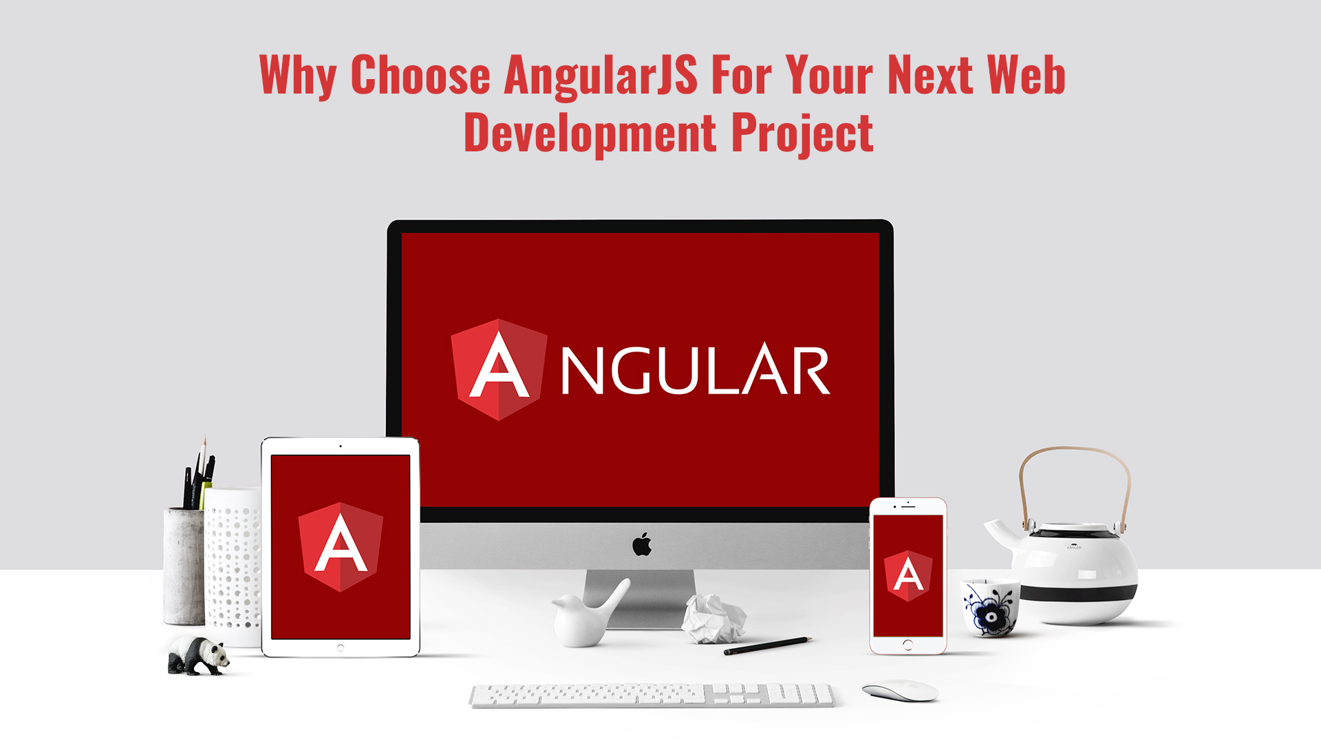 Why Choose AngularJS For Your Next Web Development Project
