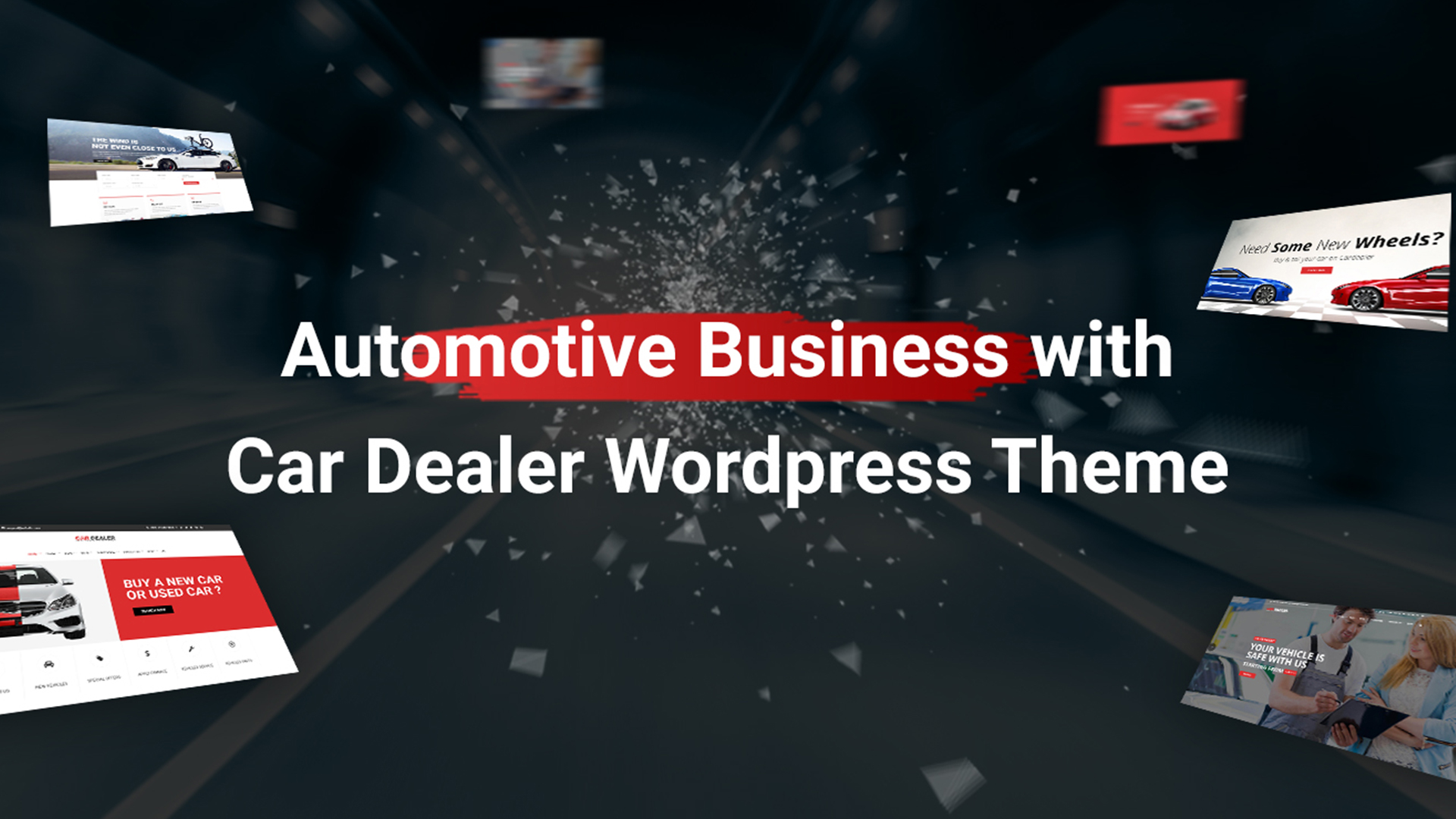 How to start a Car dealership business using the Car Dealer WordPress Theme