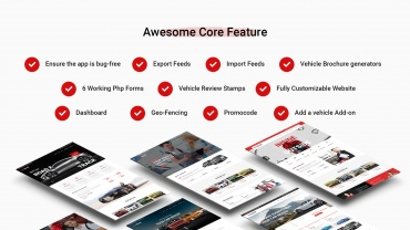 Top Features of the Car Dealer WordPress Theme