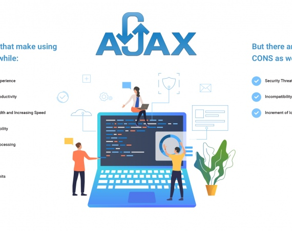 AJAX Advantages And Disadvantages – How Well You Know About Them
