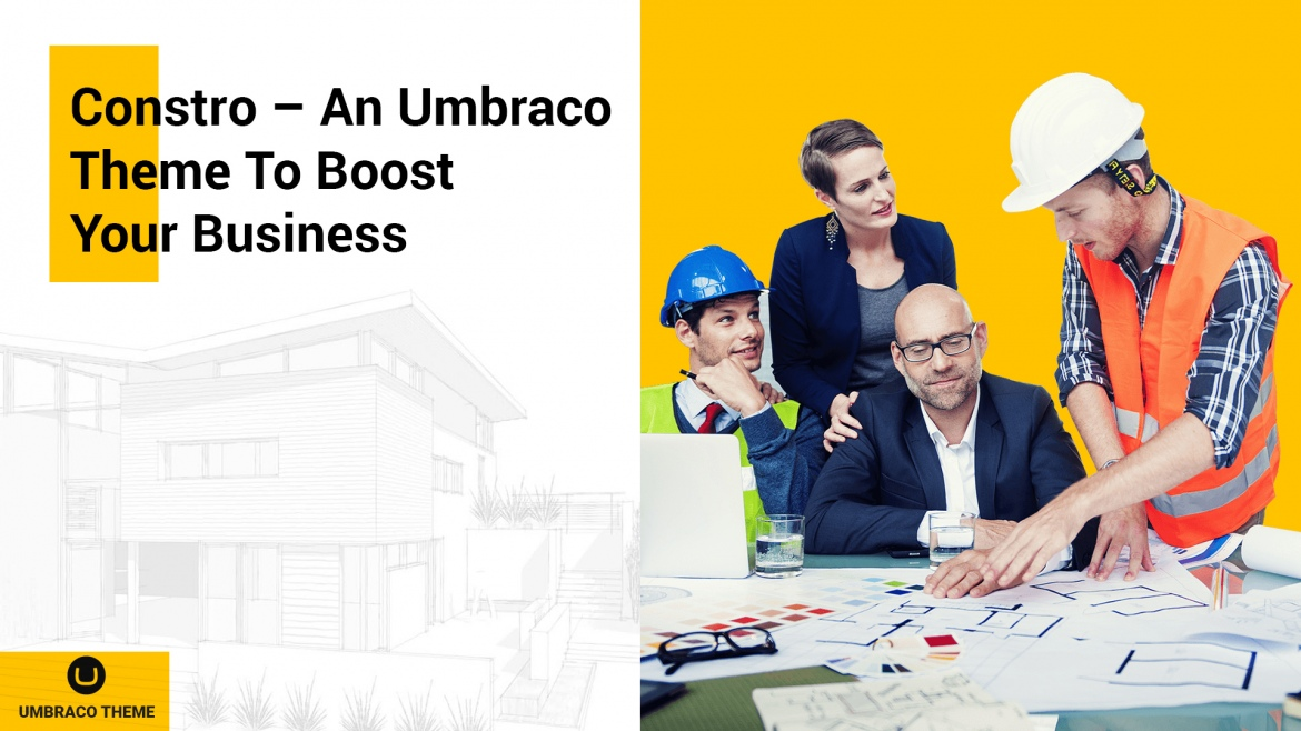 Constro – An Umbraco Theme to boost your business