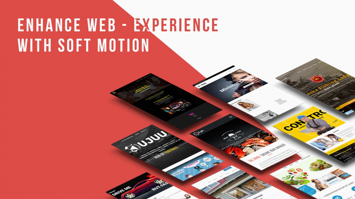 Enhance Web-Experience with Soft Motion