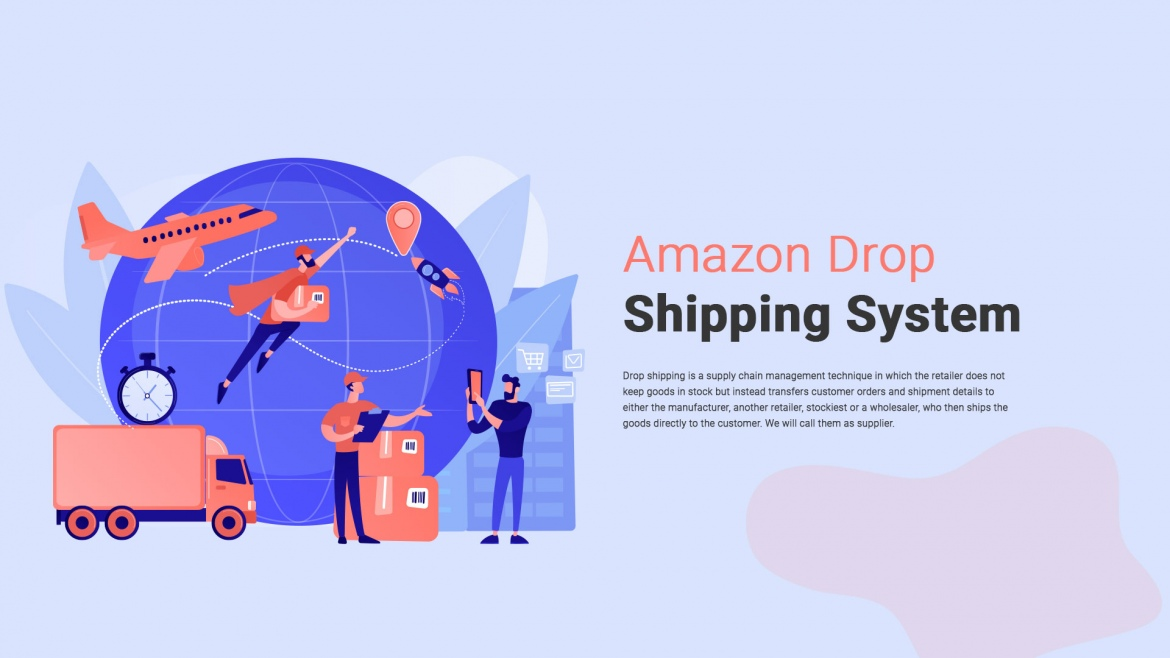 Guide-Leverage Technology to Better Amazon Drop Shipping Management
