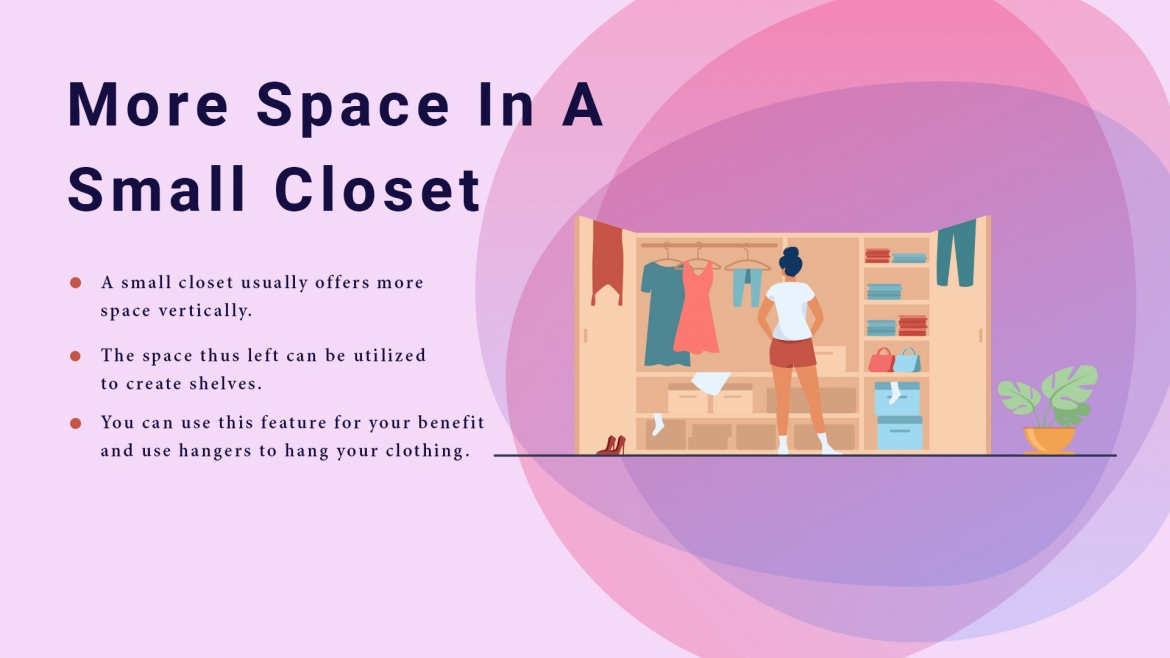 How to Create More Space in a Small Closet