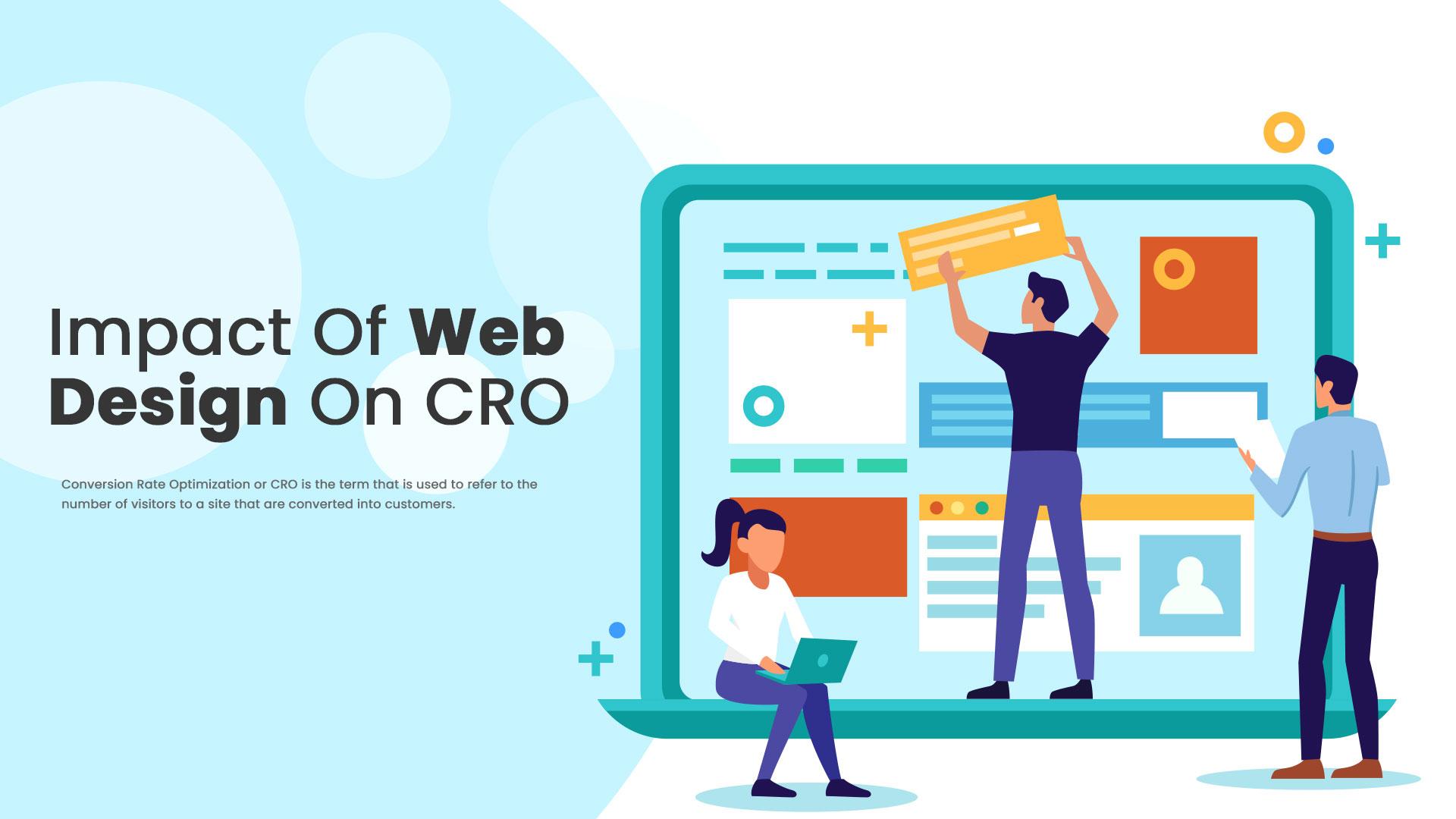 Impact Of Web Design On CRO