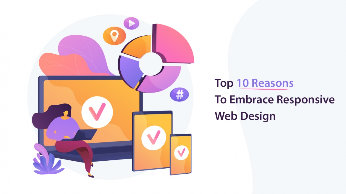 Top 10 Reasons To Embrace Responsive Web Design