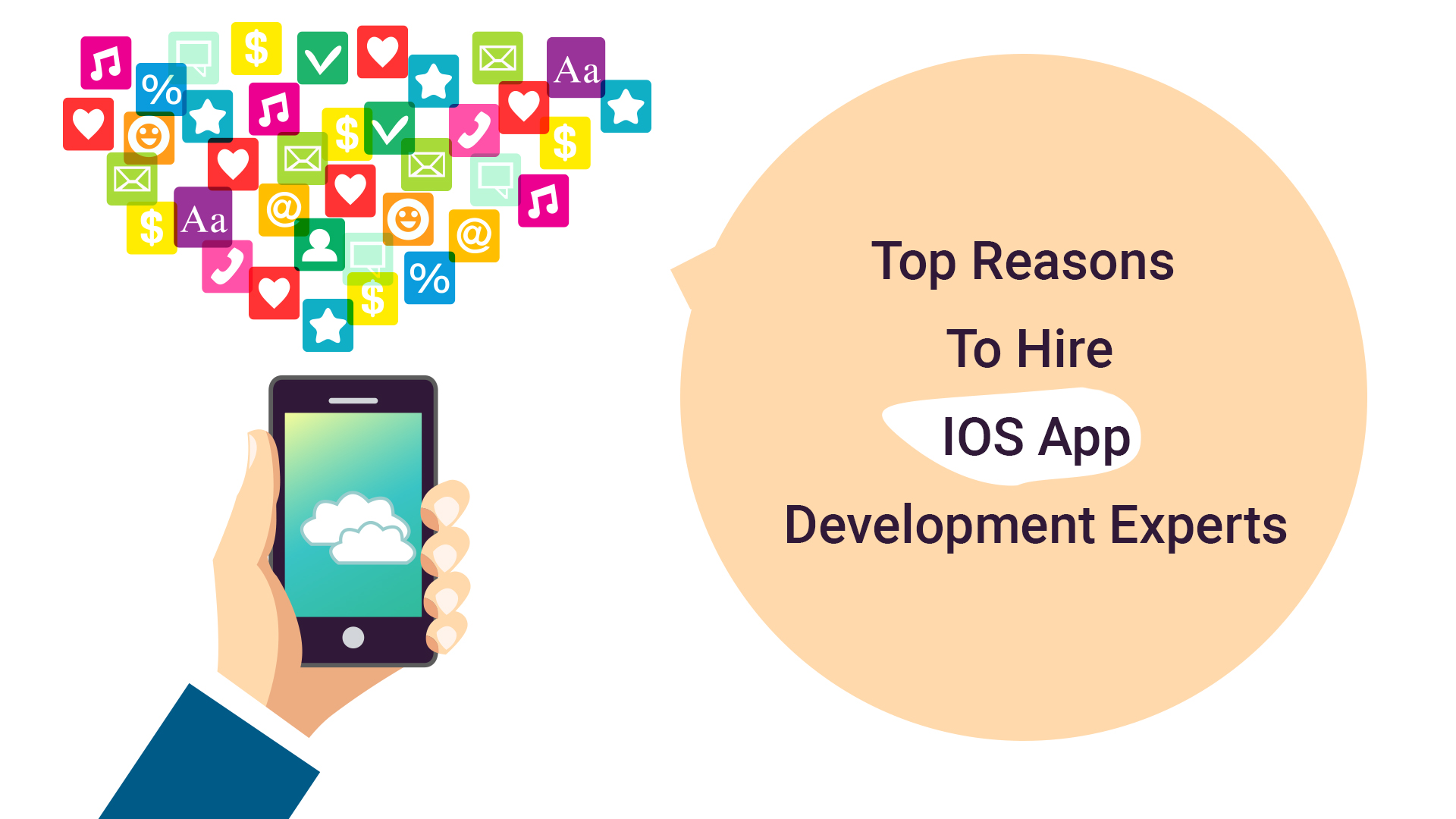 Top Reasons To Hire iOS App Development Experts