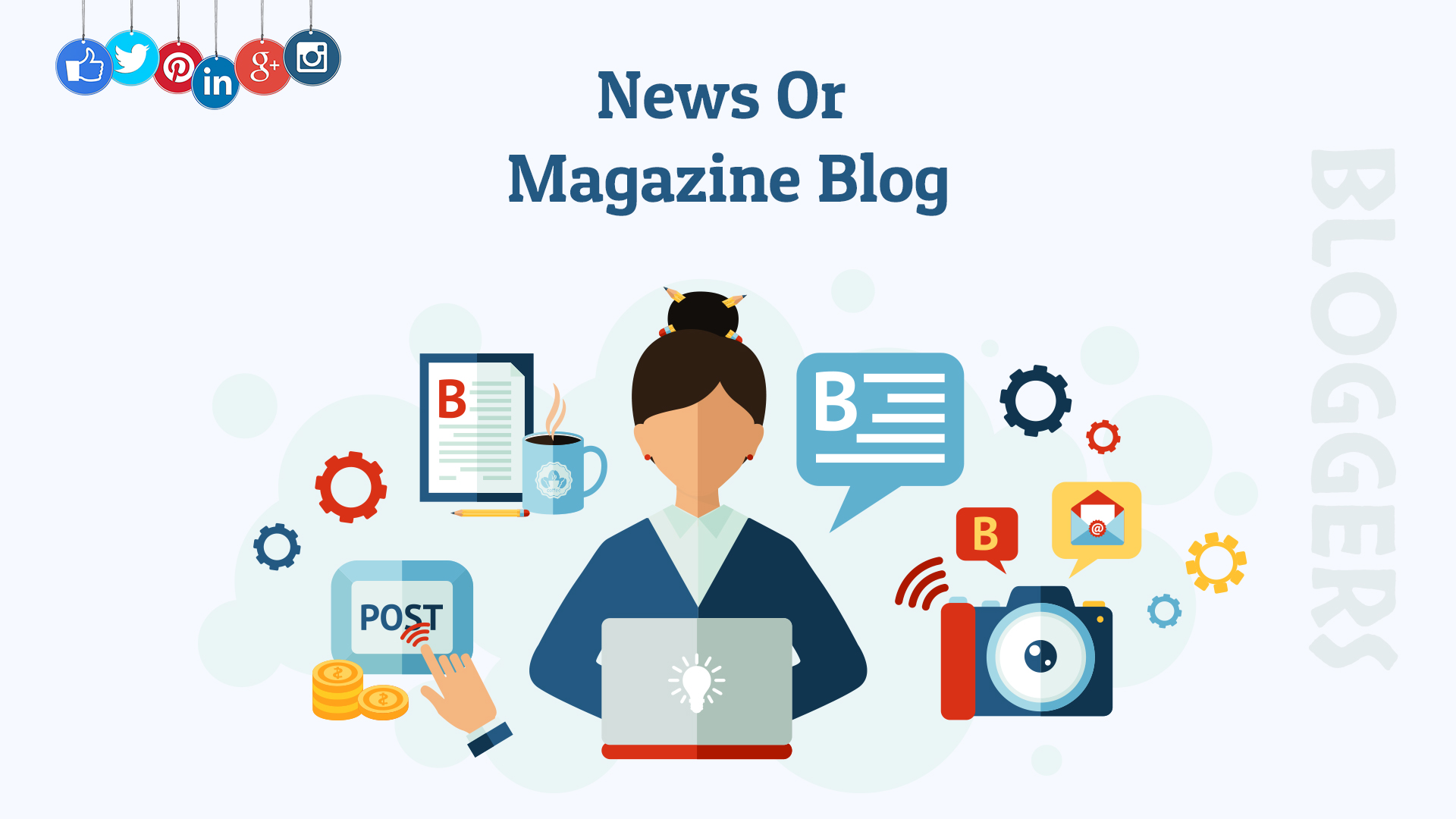 Unravel The 8 Most Beautiful WordPress Themes For News & Magazine Blog
