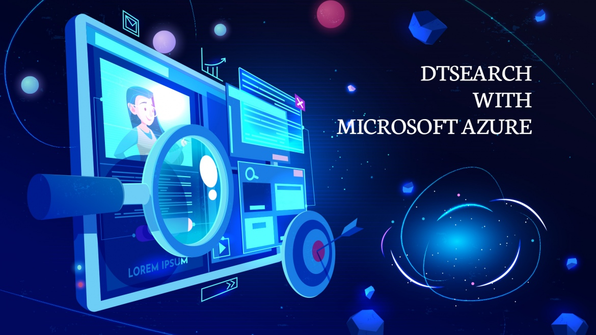DtSearch with Microsoft Azure files Used by Dot Net Solutions